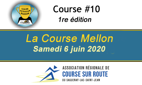 La course Mellon