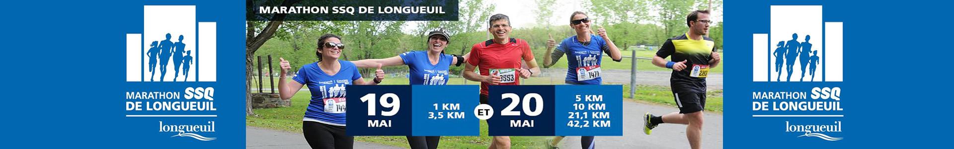 Marathon SSQ de Longueuil