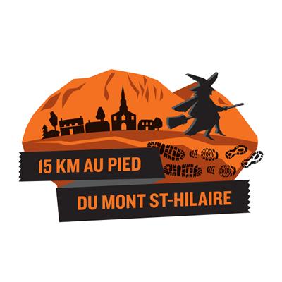15 km au pied du Mont-Saint-Hilaire