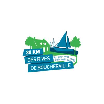 30 km des rives de Boucherville