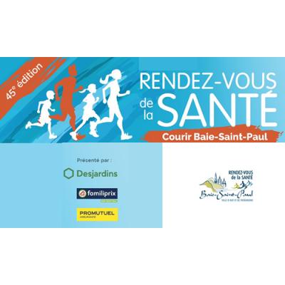 Courir Baie-Saint-Paul