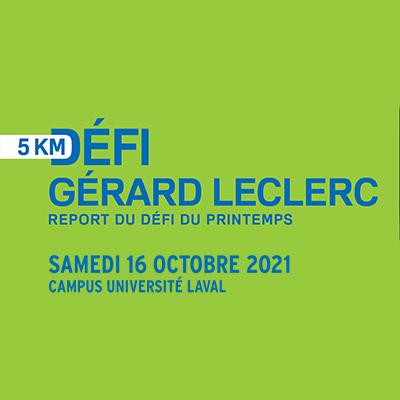 5 km Défi Gérard Leclerc