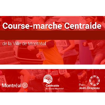 Course-marche Centraide