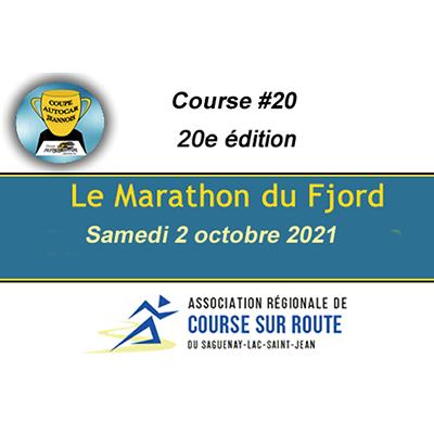 Le Marathon du Fjord